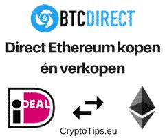 Ethereum kopen bij BTC Direct