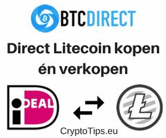 Litecoins kopen bij BTC Direct