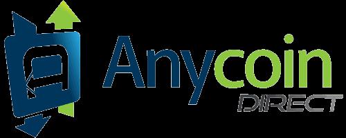Afbeeldingsresultaat voor anycoindirect logo