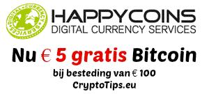 Ervaringen bij Happycoins