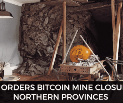 China Orders Bitcoin Mine Closures in Northern Provinces